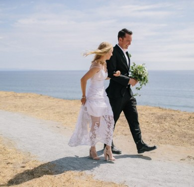 La Selva Beach Wedding