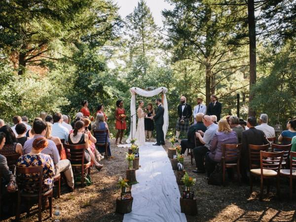 Santa Cruz Wedding